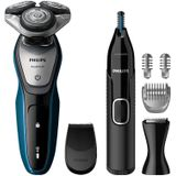 Philips Series 5000 Aquatouch S5420/06 + Neustrimmer