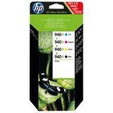 HP 940XL Cartridges Combo Pack