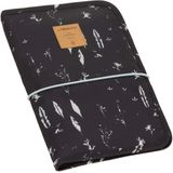 Lässig Changing Pouch - Feathers Black