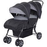 Safety 1st Teamy Tandem Buggy - Black Chic