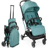 Chicco Trolley Me Light Emerald Green - Wandelwagen met trolley functie