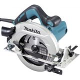 Makita HS7611 Cirkelzaag incl. Mforce zaagblad - 1600W - 190 x 30mm