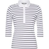 Bloomings Polo Wit SLT219-7233 - wit