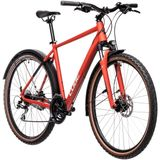 Cube Nature Allroad, rood