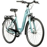 Cube Town Pro Easy Entry, blauw