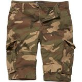 Vintage Industries Rowing Short woodland camo