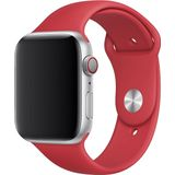 APPLE Armband voor Apple Watch 42-44 mm Rood