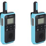 HYT Walkie Talkie duo set Blauw