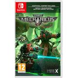 Warhammer 40K: Mechanicus UK Switch