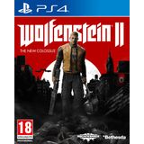 Wolfenstein II: The New Colossus FR/NL PS4