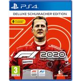 F1 2020 Deluxe Schumacher Edition NL/FR PS4
