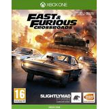 Fast & Furious Crossroads FR Xbox One