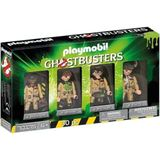 70175 PLAYMOBIL Ghostbusters™ Collector's Set Winston, Peter, Egon en Ray