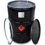 BarrelQ Big (vuurkorf en BBQ)