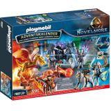Playmobil novelmore - adventskalender ridderduel