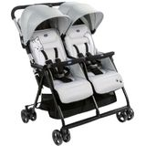 buggy Double Buggy Ohlalà Twin junior 100 cm wit