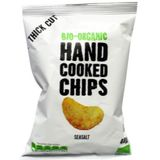 Trafo Chips Handcooked Zout Bio 40g
