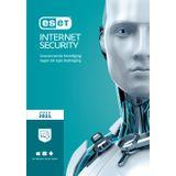 ESET Internet Security 3PC 1Jaar