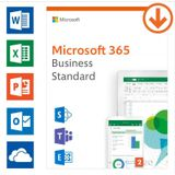Microsoft Office 365 Business Premium -jaarabonnement- 1Gebruiker - 15Apparaten