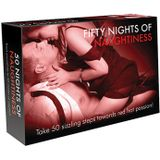 Fifty Shades Of Grey - 50 Nights Of Naughtiness Spel