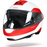 Schuberth C4 Pro Fragment Rood Systeemhelm L