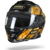 Shoei GT-Air II Deviation TC-9 Zwart Bruin Integraalhelm M