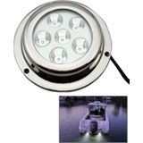 18 W LED Onderwater Boot Marine Light, Rvs Wit Licht Cree Lampen voor Boot Jacht, DC 8-28 V (Externe Driver)