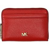 Michael Kors Mott portemonnee bright red