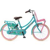 Popal Daily Dutch Basic+ 2020 Transportfiets 22 inch Bloom-Turquoise