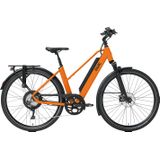 Qwic Performance RD11 Elektrische Damesfiets M Dutch Orange