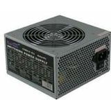 LC-Power LC500H-12 V2.2 power supply unit 500 W ATX Grijs