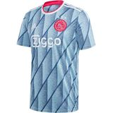 Ajax away shirt 20/21 senior in de kleur lichtblauw.