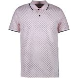 Cars lody polo shirt in de kleur roze.