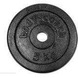 Body Coach Halterschijven van gietijzer 1.25 - 25 kg