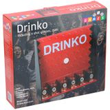 Drinko drankspel met 6 shotglazen 25ml