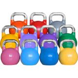 Toorx KCA Competition kettlebell - 32 kg Rood