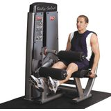 Body-Solid Pro Dual Leg Extension and Curl Machine DLEC-SF