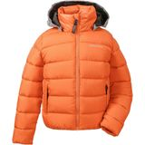 Didriksons Kids Rose Girls Jacket orange