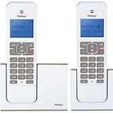 Profoon Twin Dect telefoon PDX-8420 Wit
