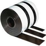 Legamaster Magneetband 186500 Bruin 25 mm x 3 m