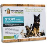 Musthaves Stop animal bodyguard aromatherapie 8 ml 4 stuks