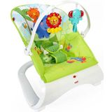 Fisher-Price rainforest wipstoel