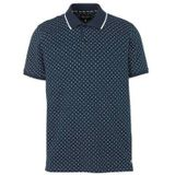 Cars regular fit polo met print donkerblauw