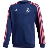 adidas Performance Real Madrid voetbalsweater donkerblauw