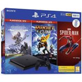 Sony PlayStation 4 Slim 500GB + Hits Bundel