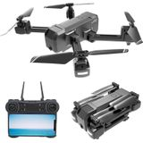KF607 2.4Ghz Brushless GPS Folding Aerial RC Quadcopter Drone OpticalFlow 1080P Flat Angle Coxless Camera