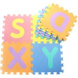 Bubble Puzzle Baby Indoor Soft Activity Puzzle Pad(Letters)
