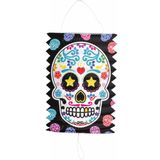 Day of the Dead Lampion 16cm