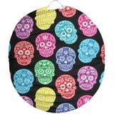 Day of the Dead Lampion Bol 22cm