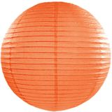 Oranje Lampion Bol 20cm